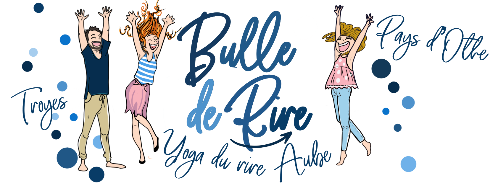 Yoga du rire Aube Troyes Aix en Othe